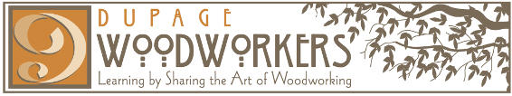 DuPage Woodworkers Logo